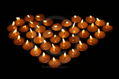 ([.. AlAmEeEr ..]) Tags: love digital canon eos candles candle heart     400d aplusphoto alameeer