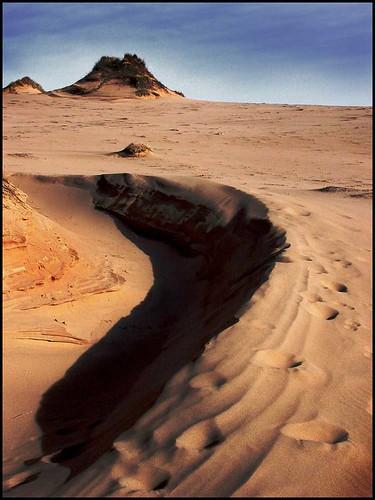 Sand Dunes, Aberdeen by ralphy120.