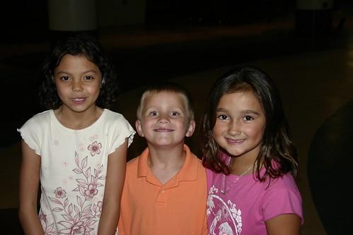 Britnee, Seth, and Cody