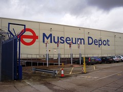 Picture of London Transport Museum Depot