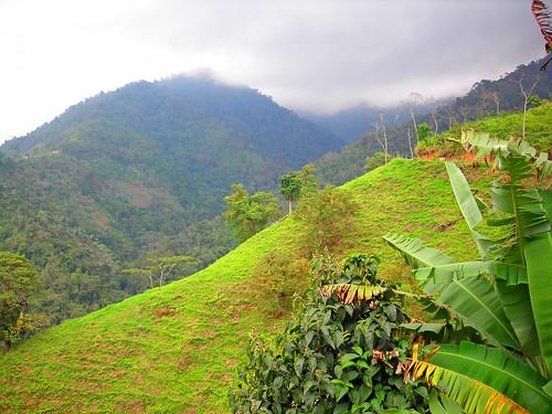 Montañas Colombianas, Santander