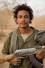 Meet The Janjaweed-03.jpg (Andrew Carter) Tags: gun fighter sudan rifle arab weapon conflict militia darfur janjaweed unreportedworld