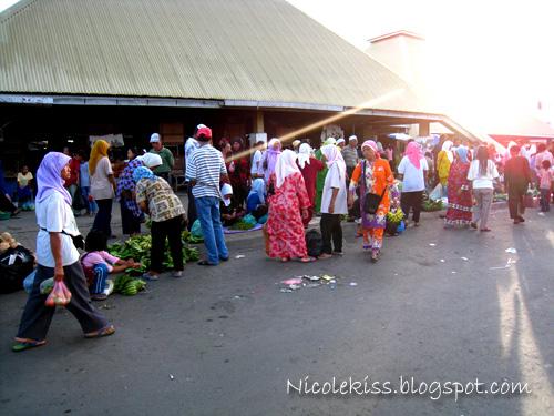 jetty morning market