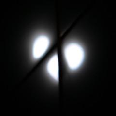 SERES URBANOS - URBAN BEINGS (juanluisgx) Tags: moon reflection three spain luna leon reflejo tres triple seresurbanos serurbano urbanbeings utata:project=tw101 urbanbeing