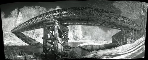 IR Bridge over the Rouge