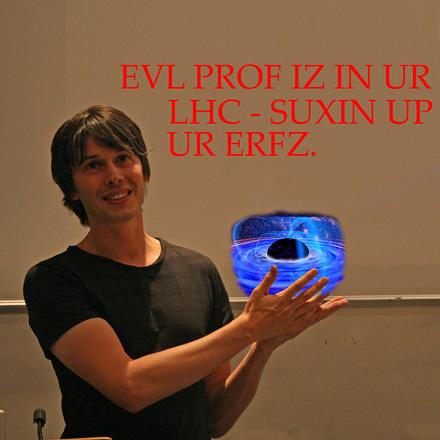 EVL PROF
