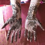 kiran's bridal henna