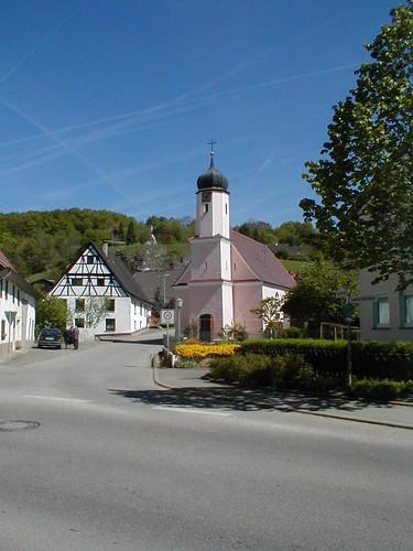 Деревня Lauterach