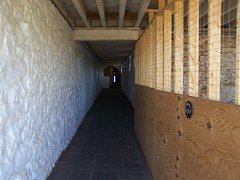 Tunnel under Monticello