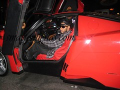 swizz beatz where the cash at video shoot 2