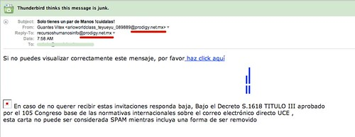 sigue siendo spam bitches!