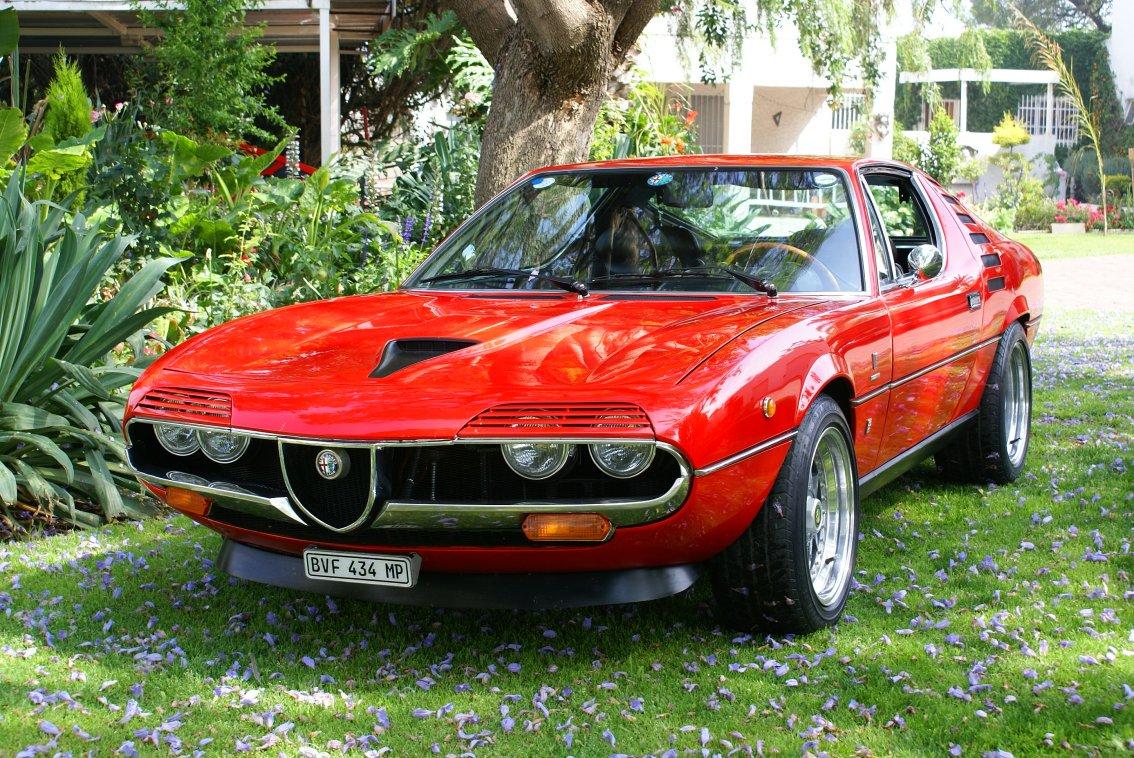 1972 Alfa Romeo Montreal V8
