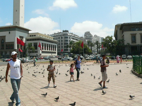 Casablanca Main Square
