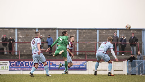 Weymouth 0-2 Hitchin Town