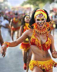 Carnaval de Barranquilla (juanjorodríguezMX) Tags: dancer bailarina carnaval carnival carnavale carnevale carnavaldebarranquilla colombia dança fiesta latinamerica latinoamerica cumbia mapalé dancing dance baile makeup maquillaje sexy barranquilla