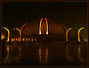 Pakistan Monument (IshtiaQ Ahmed revival to Photography) Tags: pakistan light monument lowlight arches islamabad shakarparian weatview