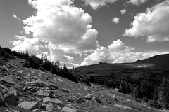Rocky Mountain National park (DEARTH !) Tags: summer blackandwhite delete10 clouds delete9 delete5 delete2 colorado delete6 delete7 delete8 delete3 delete delete4 save2 rockymountainnationalpark dearth delete10withgreatprejudice wesheadsave