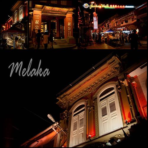 Historical Town, Melaka :: Jonker Street