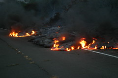 IMG_9260 (jhawkins_hnotk) Tags: flow kalapana hawaii lava flowing bigisland puna