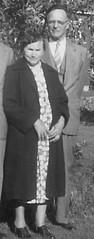 Mary and Michael Kury, Sr, 1950s
