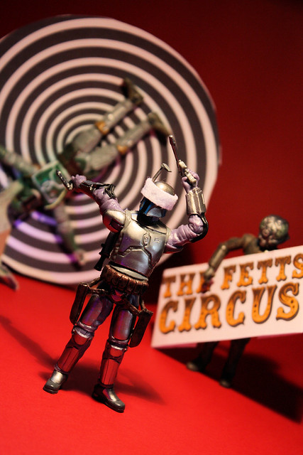 The Fetts Circus