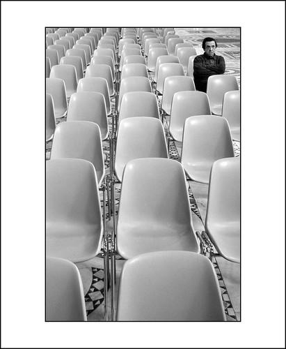eenzaamheid by hans van egdom