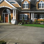 """Beautiful Driveway by Greenhaven Landscapes <a style=""""margin-left:10px; font-size:0.8em;"""" href=""""http://www.flickr.com/photos/117326093@N05/12993836235/"""" target=""""_blank"""">@flickr</a>"""