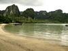 Railay beach Krabbi Thailand - 079