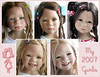 My himstedts 2007 (MiriamBJDolls) Tags: doll tetti mika tamlyn ilsa himstedt lillemore