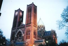 Haarlem Sint Baaf Kathedraal (RC) 1895-1906 (sftrajan) Tags: haarlem architecture cathedral thenetherlands kerk northholland sintbaafkathedraal cathedralofsaintbavo kathedralebasilieksintbavo roomskatholieke