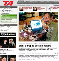 RennyBA's Terella Weblog Award 2007 #5