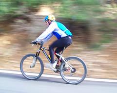 A 65km/h (JMAB) Tags: road man bike de carretera bicicleta ciclista hombre mlaga montes barrido ltytr2 ltytr1 jmab
