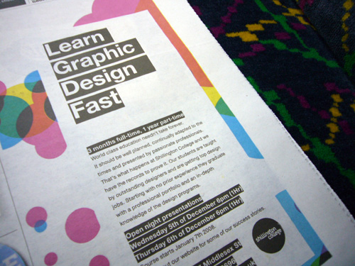 Learn Graphic Design FAST