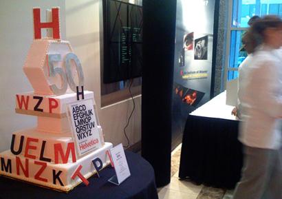 Cumpleaños Helvetica