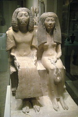 NYC - Metropolitan Museum of Art: Statue of Yu...