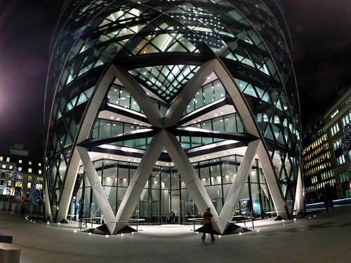 Gherkin Stitch, London