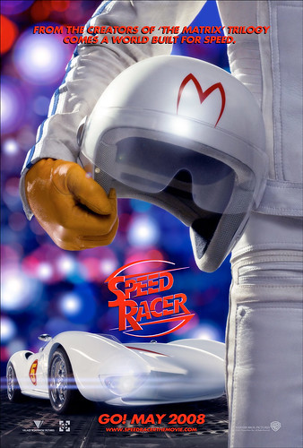 speed racer poster hi-res