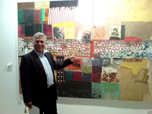 Hameed Karimi, the Art connoisseur