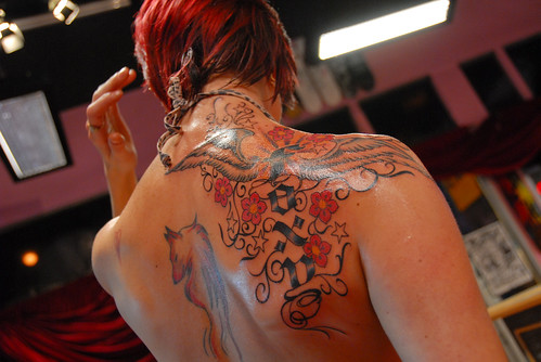 tattoos la ink. High Voltage Tattoo (LA Ink)