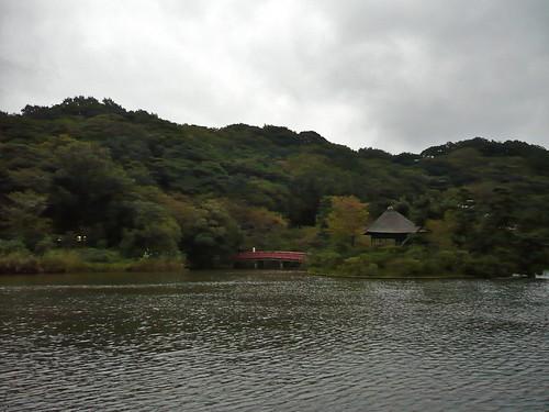 Japanese garden near Yokohama