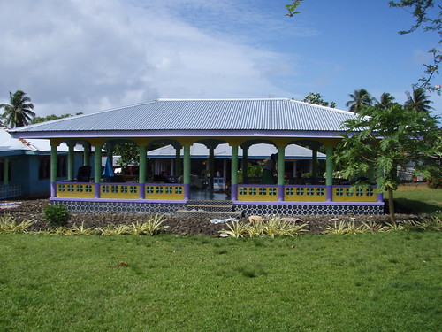 Day tour of Samoa