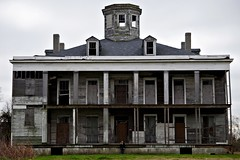 Big House, Little Person (Corey Ann) Tags: louisiana le plantation beau arabi lebeauplantation lebeau
