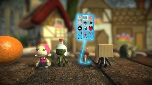Little Big Planet Xbox 360 version