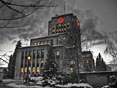 Vancouver City Hall HDR
