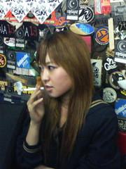 喫煙女子高生2@マリグナイト2