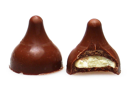 Hershey's Vanilla Creme Kisses