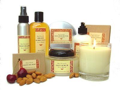 Almond Aromatherapy Scents, Aromatherapy
