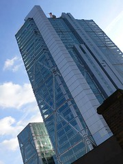 Broadgate Tower rear