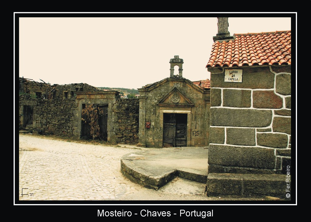 Mosteiro - Chaves - Portugal