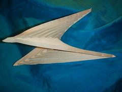 Hyperbolic parabola (BabyMuggy) Tags: art origami paperfolding hyperbolicparabola